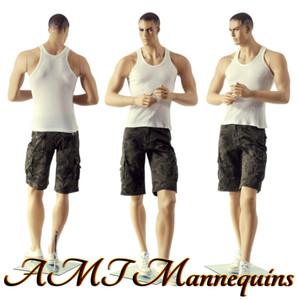 Mannequin Male Standing Model Jack