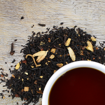 January Feature: Hazelnut Vanilla Chai Black Tea