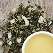 February Feature: Coconut Lace White Tea