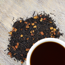 February Feature: Hot Cinnamon Sunset Black Tea