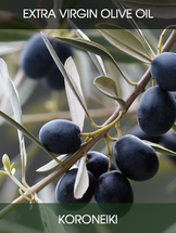 Organic California Koroneiki Extra Virgin Olive Oil