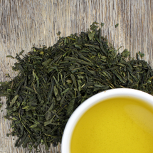 NEW! Organic Japanese Bancha Green Tea