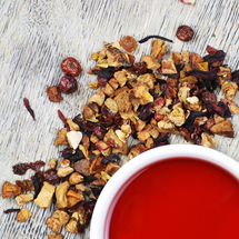 NEW! Organic Forest Berries Herbal Tea