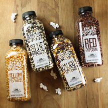 Petersen Family Farm Fresh Bottled Popcorn
