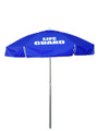Kemp USA Lifeguard Umbrella - Royal Blue
