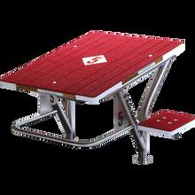 KDI Paragon Track Start Competitor Side Step Full Height Starting Platform B 18