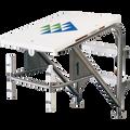 KDI Paragon Long Reach Track Start Competitor Rear Mount Full Height Starting Platform Less Anchor