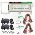 Zodiac / Jandy - Pump, Heater, & 5 Aux - Pool & Spa Combo, RS-PS6