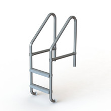 Spectrum 2-Step 27″ Heavy-Duty Swimming Pool and Spa Ladder