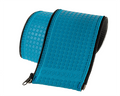 Koolgrip Comfort Covers with Suregrip Rail Covers 4FT Indian Teal (16-0661)