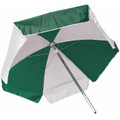Kemp USA Panel Umbrella - Green/White