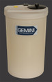 Peabody Gemini Dual Containment-Cylindrical 40GAL/151L- Natural (01-29437)