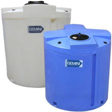 Peabody Gemini Dual Containment- 1300GAL / Blue (01-33784)