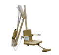 Aqua Creek Mighty ADA Lift 600LB Capacity, no Anchor, Tan w/Tan Seat - F-MTY600-TT