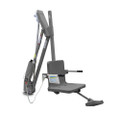 Aqua Creek Mighty ADA Lift 600 LB Capacity, no Anchor, Gray w/Gray Seat - F-MTY600-GG