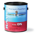 RAMUC DS ACRYLIC BLACK GALLON POOL PAINT