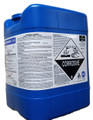 5 Gallon Carboy Sodium Hypochlorite 12.5% NSF Listed