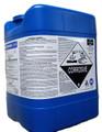 5 Gallon Carboy Sodium Hypochlorite 12.5% NSF Listed