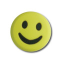 Classic Yellow Smiley Face Dampener
