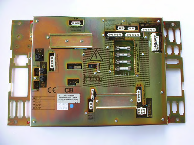 SDMO CB PC BOARD - Ace Power Parts Store