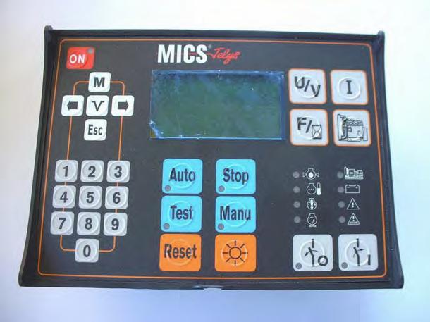 Sdmo Telys Display