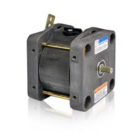 Woodward 8256-021, EPG Rotary Actuator, Model 524, 24VDC