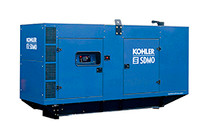 250 KW DOOSAN Generator 313 KVA, Three phase, SDMO D250U IV