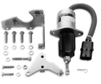 3934974  Fuel Shutoff Solenoid SA-4026-12 12V For Ford Cummins 5.9L Engine
