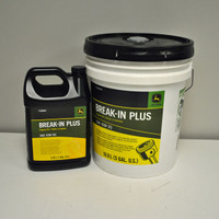 John Deere Break-In Plus Special-Purpose Engine Oil