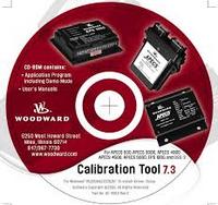 Woodward SA-5206 Calibration Kit