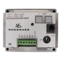Woodward DPG-2101-002, Speed Controller, MPU Speed Sensing