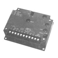 Woodward 8270-1015, Speed Controller for DYNA 2000/2500
