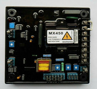 NEW Automatic Voltage Regulator AVR MX450