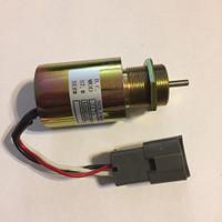 SDMO Fuel Shutdown Solenoid