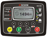 DATAKOM DKG-309 MPU Automatic start mains failure Control