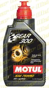 Motul GEARBOX OIL GEAR 300 75W90 -1L