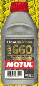 Motul BRAKE FLUID RBF 660 FL - .5L