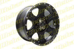 Icon Alloys - Shield - Black