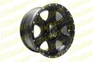 Icon Alloys - Shield - Black