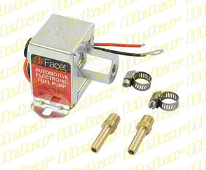 Facet - Solid State Electric Fuel Pump