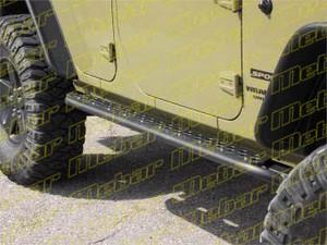 TNT Customs Jeep JK Wrangler Unlimited 4 Door Sliders