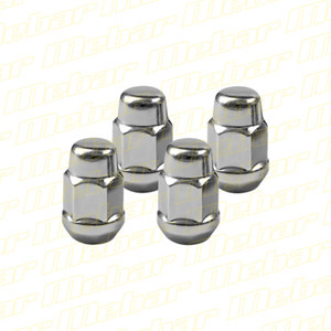 "Gorilla Lug Nuts -12x1.5 (3/4"" Hex) -  [Set of 4] - Short"