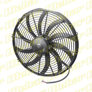 """Spal - 16"""" Curved Blade High Performance Fan Pull"""