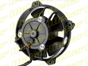 """Spal - 4"""" Paddle Blade Low Profile Fan Pull"""