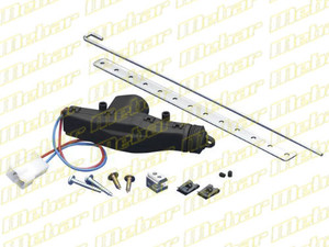 Spal - 2-Wire Lock Actuator with Hardware