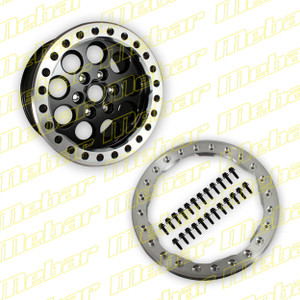 Ford Racing F-150 SVT Raptor Wheel w/ Bead Lock Ring and Fasteners