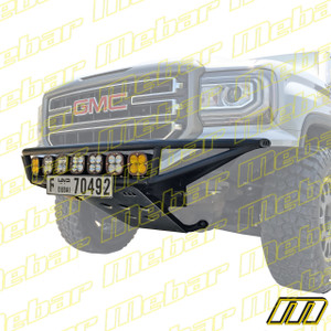 Mebar GMC Sierra 1500 [15+] - Front Baja Bumper With Light Mount