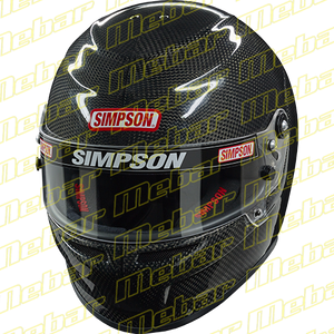 Simpson Venator Carbon Fiber - MEDIUM