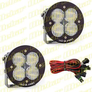 XL-R Pro, Pair Wide Cornering LED