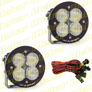 XL-R Sport, Pair Wide Cornering LED